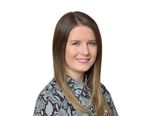 Kayleigh Beedon, paralegal for residential property in Chelmsford