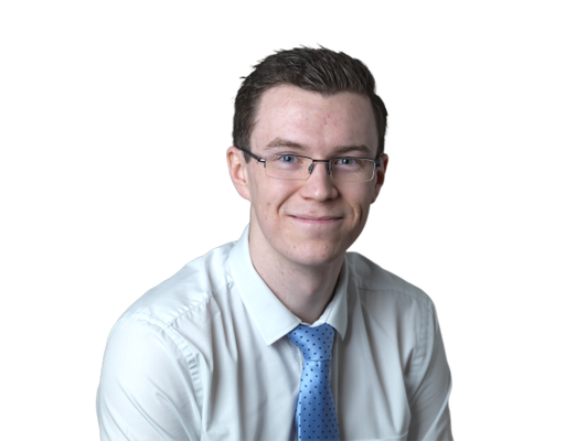 James Murray, trainee and trust accountant in Bishops Stortford